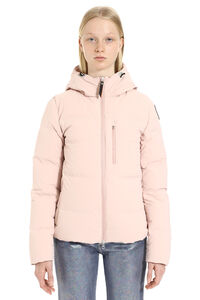 Kanya hooded short down jacket, Down Jackets Parajumpers woman