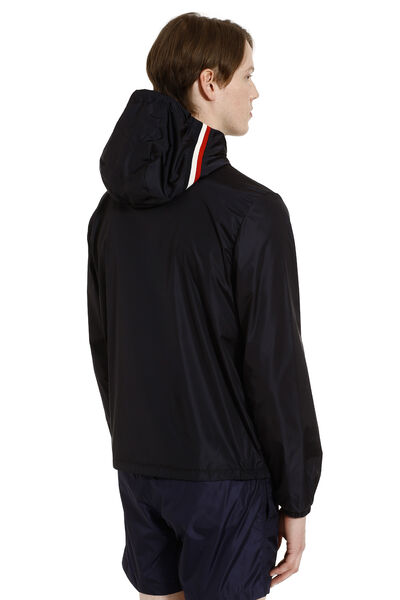 Grimpeurs nylon windbreaker-jacket