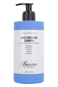 Daily Fortifying Shampoo, 473 ml/16 fl oz, Capelli Baxter of California man