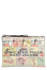 Printed flat pouch, Pouches Marc Jacobs woman