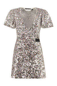 Frida sequined mini-dress, Mini dresses ROTATE Birgerchristensen woman