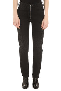 5-pocket jeans, Skinny Leg Jeans Marcelo Burlon County of Milan woman