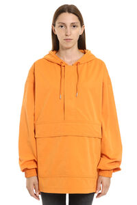 Hooded oversize anorak, Raincoats And Windbreaker CALVIN KLEIN JEANS EST. 1978 woman