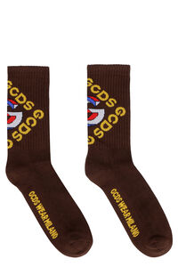 Cotton sport socks, Socks GCDS man