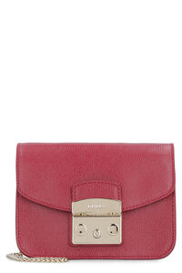 Metropolis leather mini-bag, Shoulderbag Furla woman