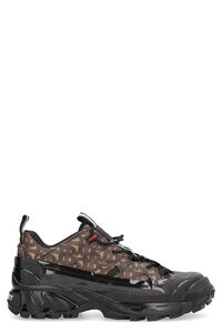 Arthur canvas sneakers, Low Top Sneakers Burberry man