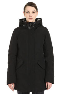 Hooded Arctic parka, Down Jackets Woolrich woman