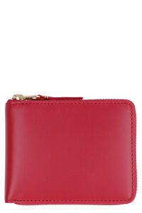 Small leather wallet, Wallets Comme des Garçons Wallet woman