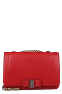 Vara leather crossbody bag, Shoulderbag Salvatore Ferragamo woman