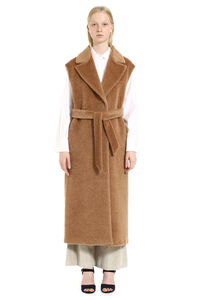 Urubu sleeveless coat, Vests and Gilets Max Mara Studio woman
