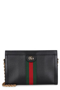 Ophidia leather shoulder bag, Clutch Gucci woman