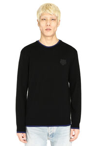 Cotton crew-neck sweater, Crew necks sweaters Kenzo man