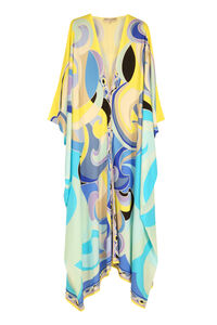 Printed kaftan dress, Beach Dresses and Kaftans Emilio Pucci woman