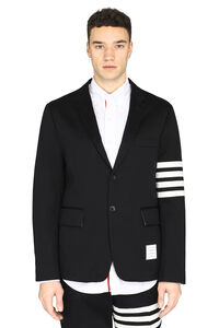 Cotton-gabardine blazer, Single breasted blazers Thom Browne man