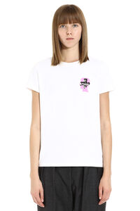 A.P.C. x Brain Dead cotton T-shirt, T-shirts A.P.C. woman