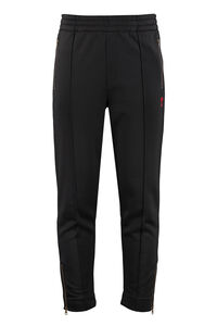 Patch detail sport trousers, Track Pants AMI man