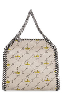 All Together Now - Falabella canvas tote, Top handle Stella McCartney woman