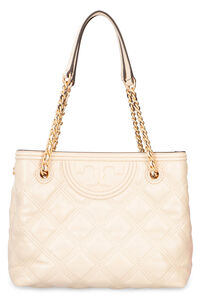 Fleming quilted leather bag, Tote bags Tory Burch woman