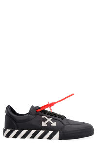 Low Vulcanized leather sneakers, Low Top Sneakers Off-White man