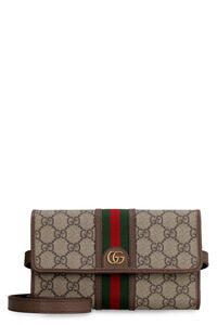 Mini-bag Ophidia in tessuto GG Supreme, Clutch Gucci woman