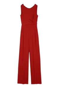 Papiri wide-leg pants jumpsuit, Full Length jumpsuits Max Mara Studio woman
