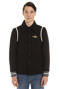 All Together Now - Wool bomber jacket, Bomber jackets Stella McCartney man