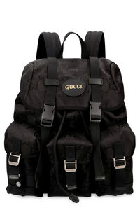 Gucci Off The Grid GG fabric backpack, Backpack Gucci man