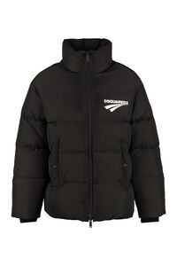 Full zip padded jacket, Down jackets Dsquared2 man