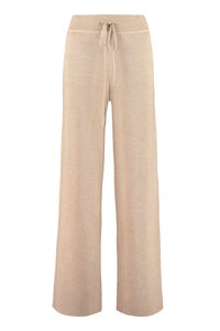 Kenya knitted culotte-pants, Wide leg pants Max Mara woman
