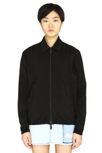Techno fabric jacket, Casual Jackets Dsquared2 woman