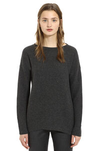 Wool blend sweater, Crew neck sweaters Fabiana Filippi woman