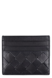 Intrecciato Nappa card case, Wallets Bottega Veneta woman