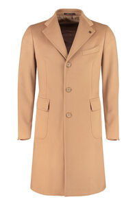 Virgin wool coat, Overcoats Tagliatore man
