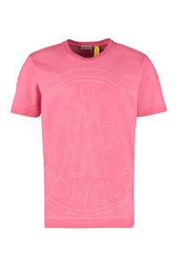 Crew-neck cotton T-shirt, T-shirt 6 Moncler 1017 Alyx 9SM woman