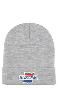 Ribbed knit beanie, Hats Buscemi man