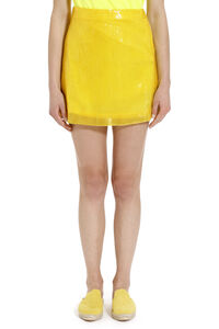 Sequins mini skirt, Mini skirts Alberta Ferretti woman