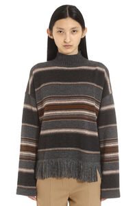 Amico striped turtleneck sweater, Turtleneck sweaters Weekend Max Mara woman
