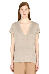 Rodeo linen T-shirt, T-shirts Iro woman