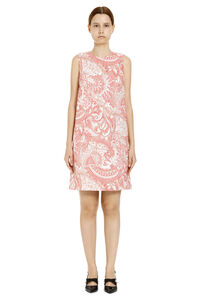 Lamé jacquard mini dress, Mini dresses Dolce & Gabbana woman
