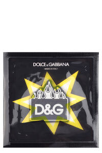 Flaming D&G rubber patch, Lifestyle Dolce & Gabbana man