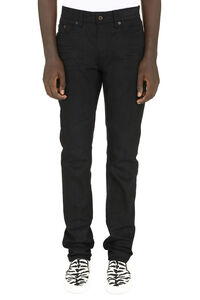 5-pocket jeans, Slim jeans Saint Laurent man