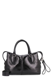 D-Styling leather mini-bag, Top handle Tod's woman
