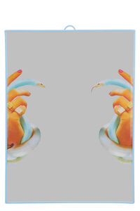 Hands with Snakes mirror - Seletti wears Toiletpaper, Home accessories Seletti woman