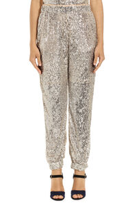 Annunziare sequin trousers, Track Pants Pinko woman