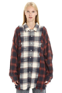 Checked flannel shirt, Shirts R13 woman