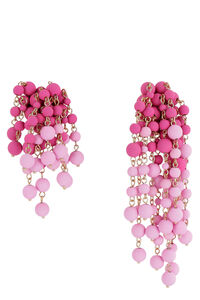 Les Mimosas pendant earrings, Earrings Jacquemus woman