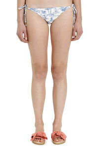 Gemini Link tie side bikini hipster, Bikini Bottoms Tory Burch woman