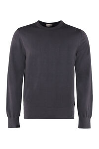 Crew-neck wool sweater, Crew necks sweaters Z Zegna man