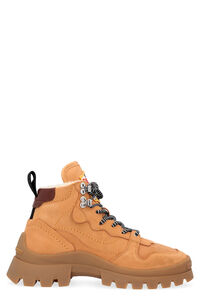 Tank Cliff nubuck boots, Apré Ski & Shearling Boots Dsquared2 woman