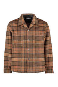 Heunsen checked overshirt, Checked Shirts Our Legacy man